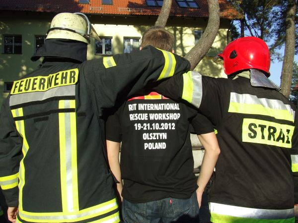 International Rescue Workshop - 2012